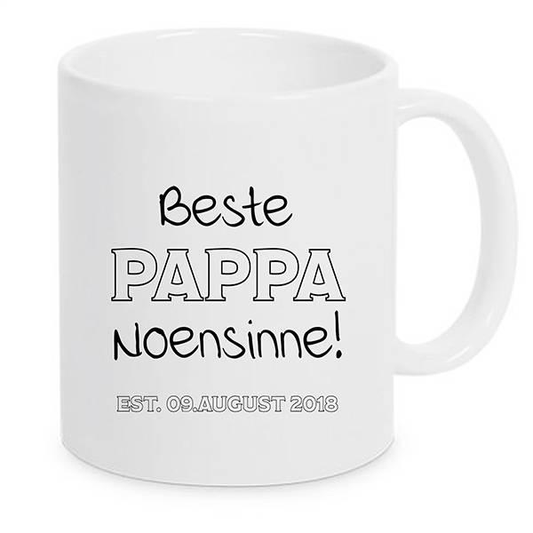 Kopp Beste pappa noensinne