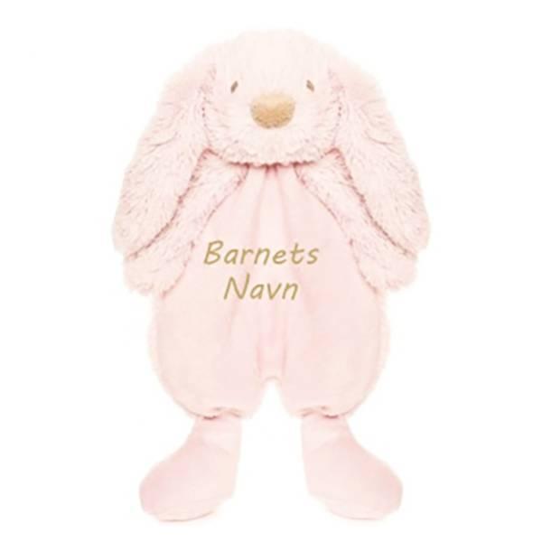 Teddykompaniet Lolli Bunny koseklut- Rosa