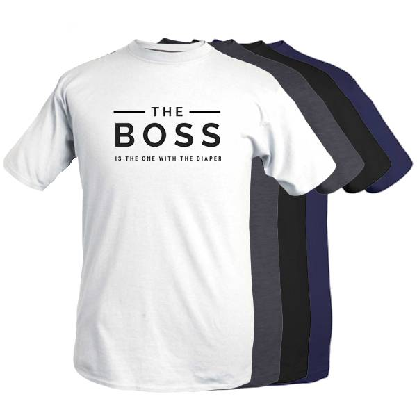 T-shirt  - BOSS